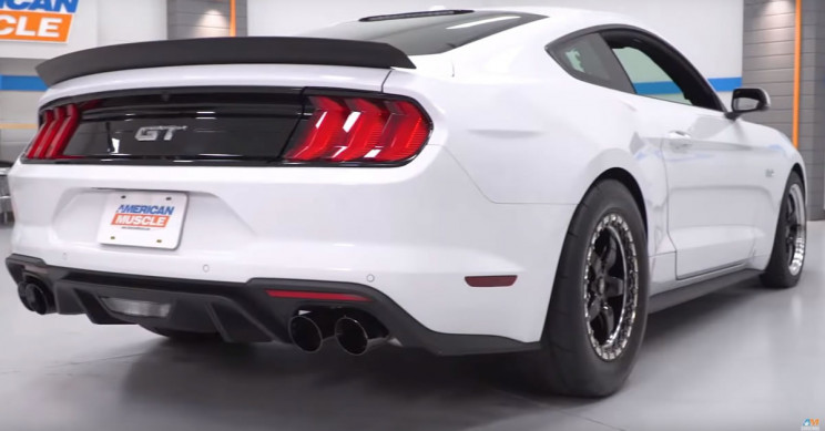 Get Your Ford Muscle Car on Steroids with American Muscle