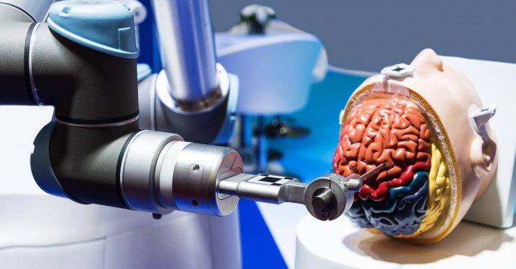 Robot Treats Brain Aneurysms for the First Time