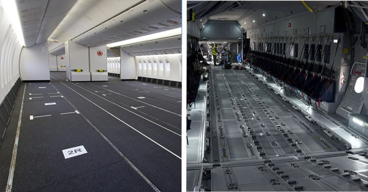 How 11+ of the Biggest Transportation Vehicles Look like When They're Empty