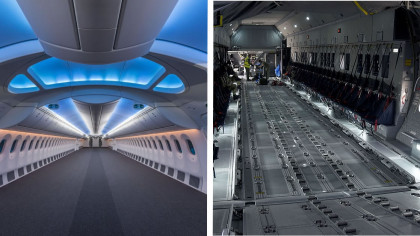 How 11 of the Biggest Transportation Vehicles Look like When They're Empty