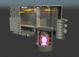 An Experimental Fusion Energy Plant May Be Coming to a Town Near You