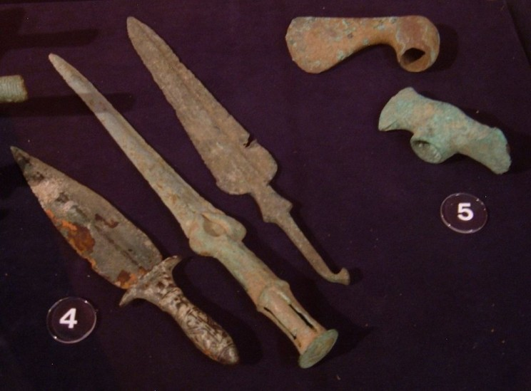 Sumerian Weapons