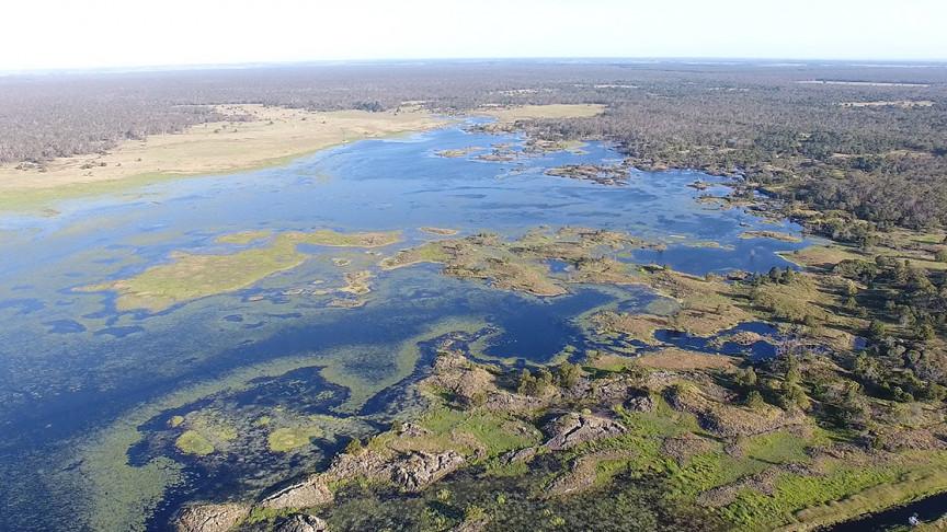 Australian Bushfires Unveil Ancient Aquatic System Older Than Pyramids