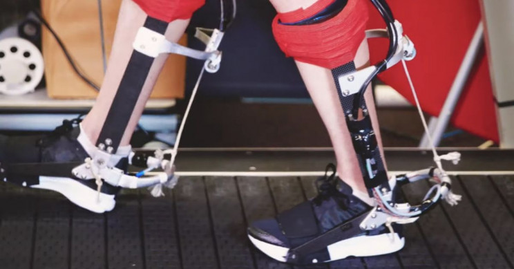 You Can Run Faster with This Ankle Exoskeleton from Stanford and Nike