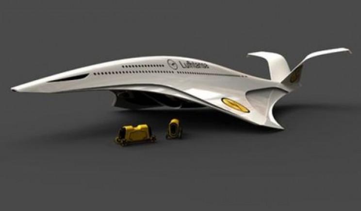 futuristic aircraft a350h