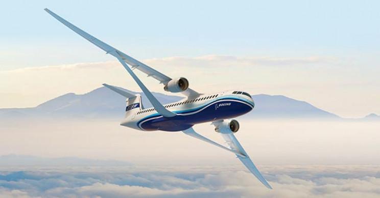 futuristic planes boeing