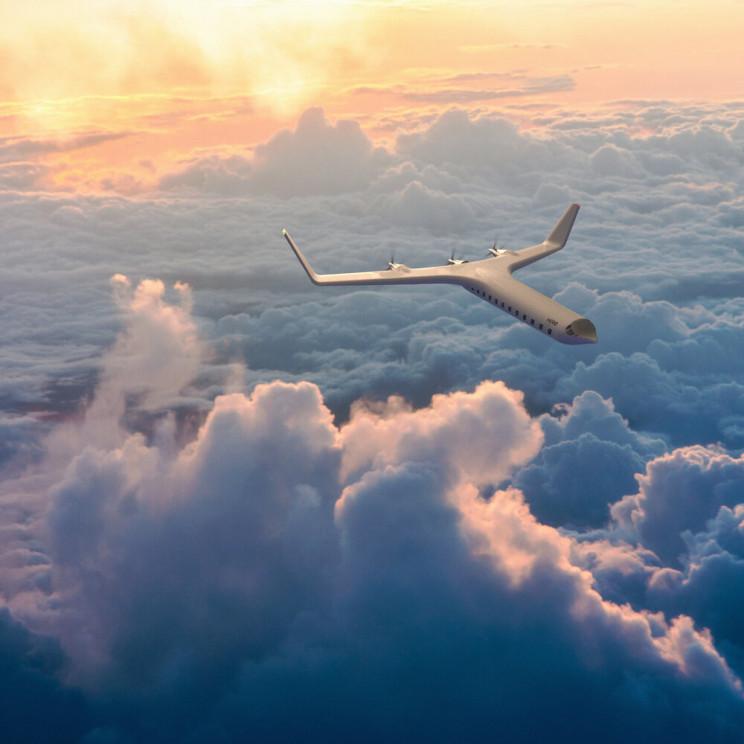 futuristic planes hero