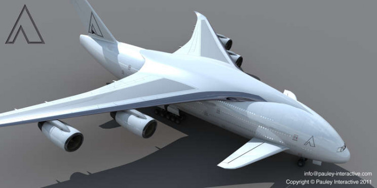 futuristic airplanes monsterjumbo