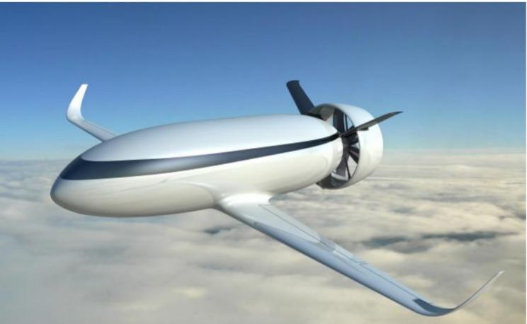 futuristic planes voltair