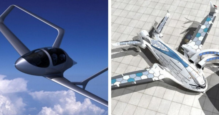 11 Futuristic Plane Designs That Might Become a Reality Soon