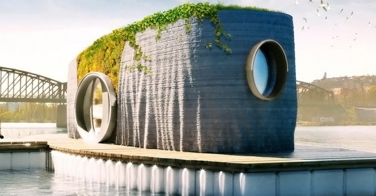 Eco-Friendly 3D Printed House Is Ready in 48 Hours and Lasts Up to 100 Years