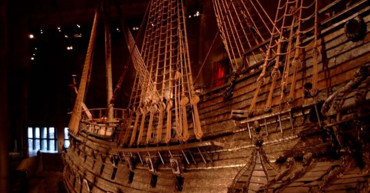 Stockholm Ship Vasa
