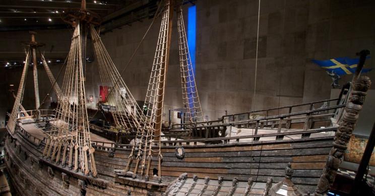 Vasa Top Deck