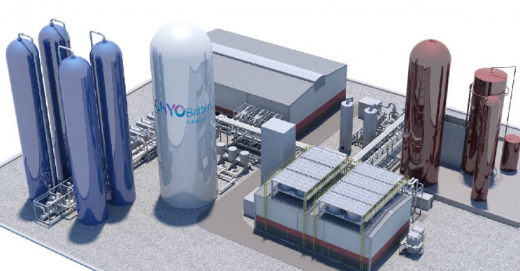 World First Commercial Liquid-Air Energy Storage Facility Begin Construction This Year