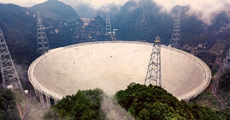 China's Cosmic Radio Telescope to Search for Alien Intelligence