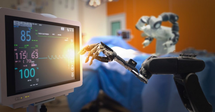 机器人辅助完成一项晚期直肠癌手术,大大缩短了手术和恢复时间