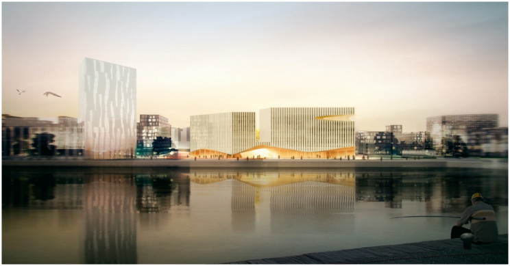 Wood City: A Sustainable Smart City Development That Follows Finland's Tradition Using Wood As a Building Material