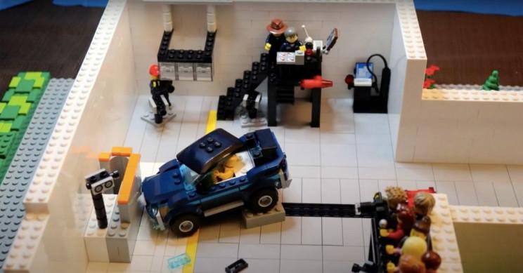 STEM toys LEGO