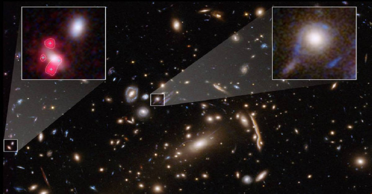 NASA's Hubble Reveals a Missing Mysterious Ingredient to Dark Matter Theories