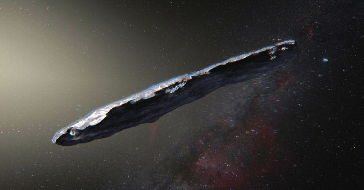 Alien Technology May Have Entered Our Solar System, Says Harvard Professor