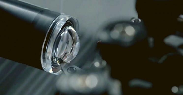 Mojo Vision Lens
