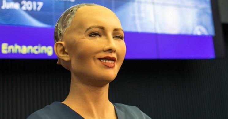 Sophia Robot Makers' Mass Rollout Plan Signals Rise in Robotics