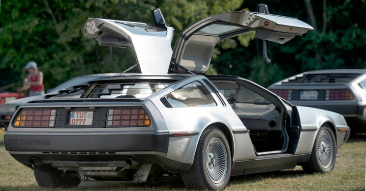 Iconic DeLorean DMC-12 May Come Back as an Electric Car