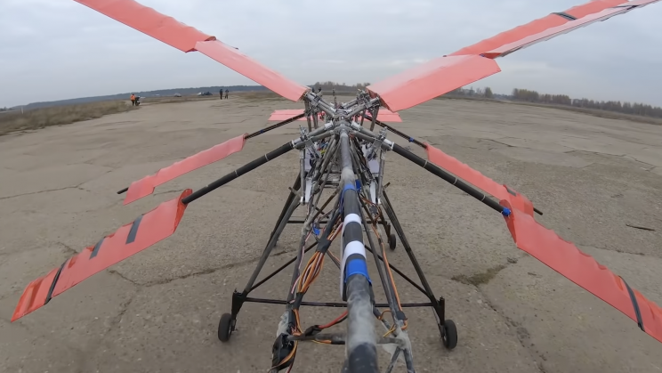 Dragonfly-Inspired Aircraft Performs Controlled Flight