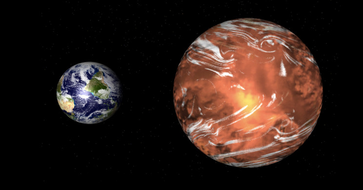Nearby Rocky Exoplanet Could Be Habitable, Astronomers Conclude