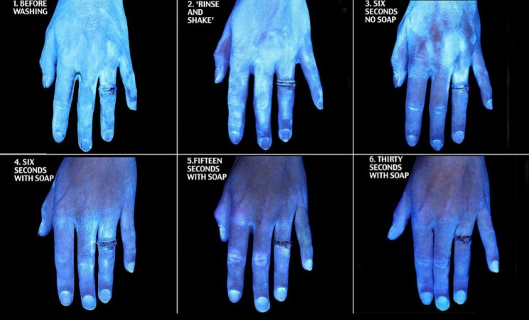 Experiment Shows Massive Bacteria After Hand Washing, Here's What You Should Do Instead