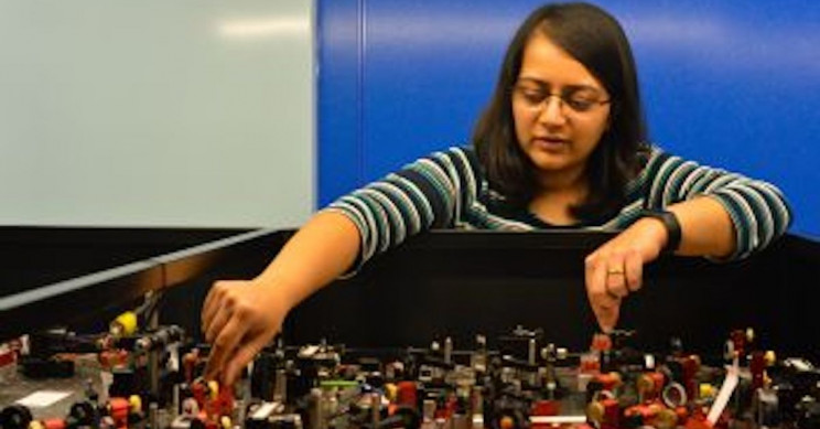 Physicist Creates Fifth State of Matter From Her Home