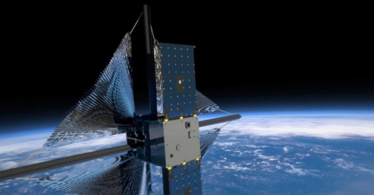 NASA's New Solar Sail Could Change Spaceflight Forever