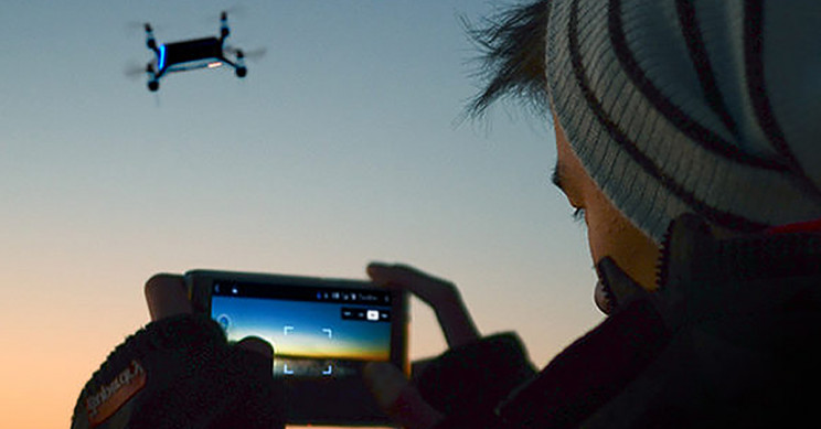 This Unique Drone Control System Offers Optimal Flight Experience