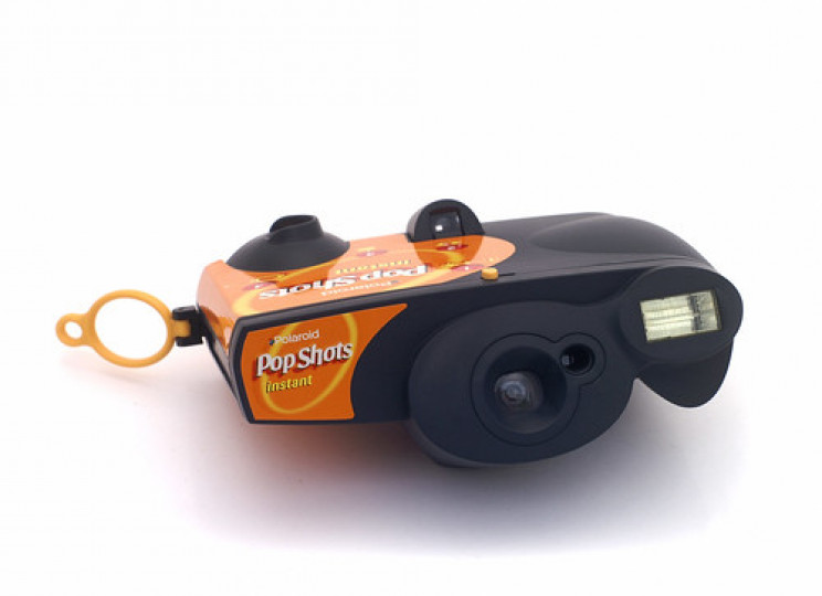 smallest camera popshots