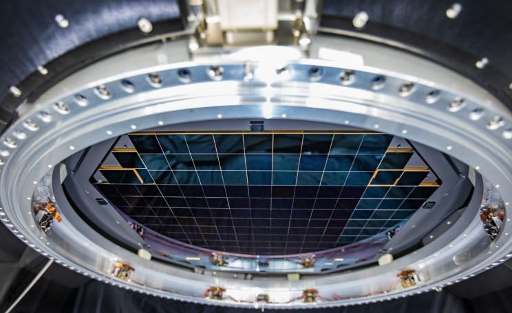 worlds biggest camera SLAC
