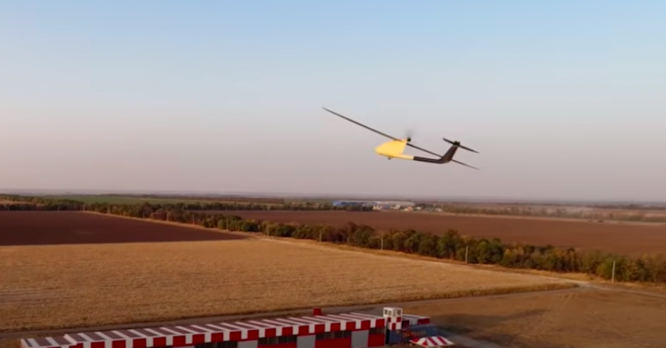 Team Builds Fuel Cell Drone In Garage, Makes It Fly
