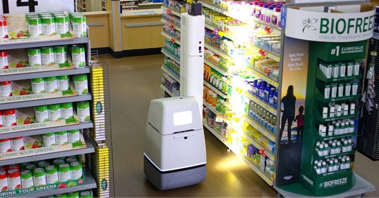 Walmart Thinks Humans Do It Better, Fires All Inventory Robots