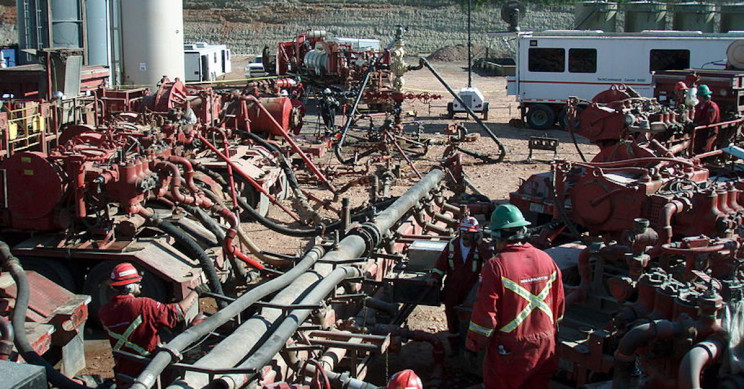 Fracking Is Bad, Here's Why We Do It Anyway