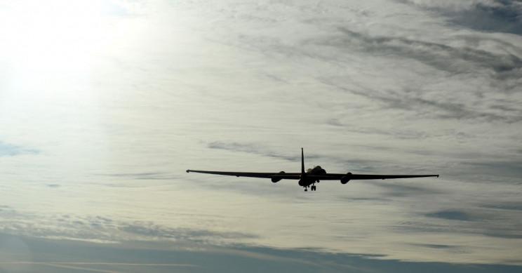 U-2 Dragon Lady Takes Off