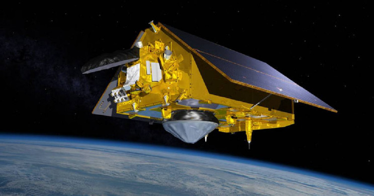 NASA's Updates on the Golden House Satellite, Sentinel-6 Michael Freilich