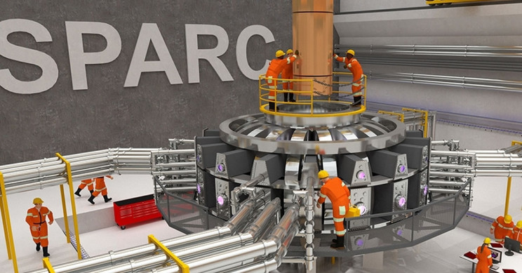 DOE and MIT Are Working on a Nuclear Fusion Reactor