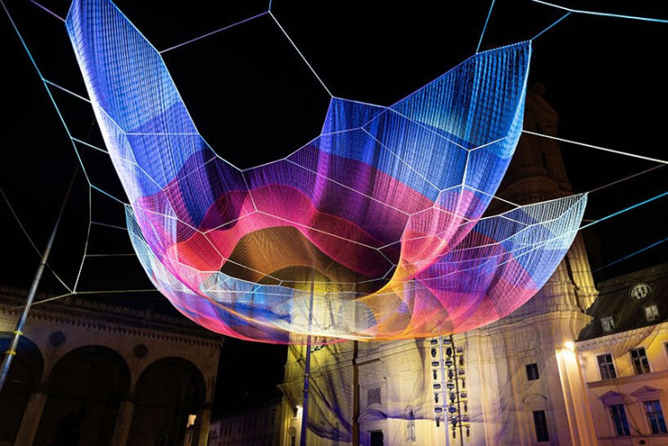 Contemporary Installations Where Art Meets Engineering