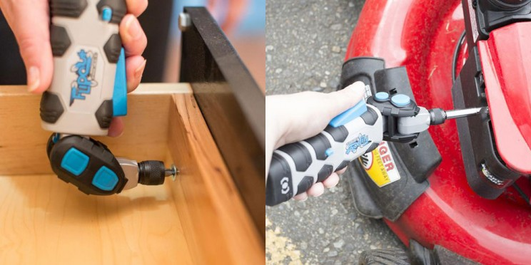 Conquer Any DIY Project With This Ultra-Flexible Screwdriver