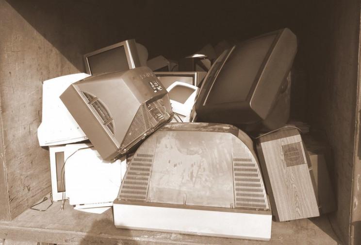 obsolete technology junk