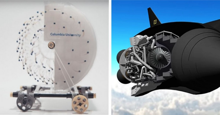 3 of the World's Most Unusual Engines