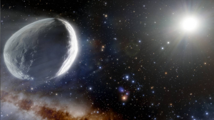 Largest Comet in History Is Heading Toward Earth by 2031