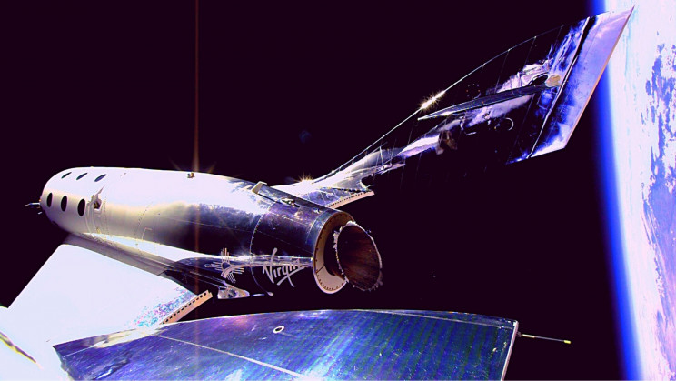 Virgin Galactic Was Just Cleared by the FAA to Launch Commercial Flights to Space