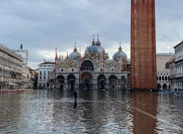 Venice Hit by Its Worst Flood of the Last 50 Years