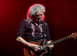 Queen's Brian May Joins ESA's Comet Interceptor Group, and That's Dr. Brian May