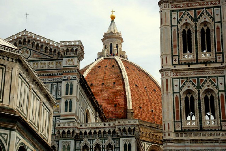 italy tourist attractions florence cathedral